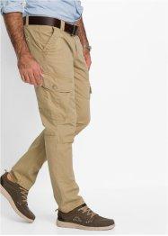 Cargobroek regular fit, bpc bonprix collection, beige