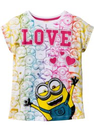 Shirt «Minions», Despicable Me, wit met print