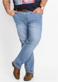 Stretchjeans STRAIGHT, John Baner JEANSWEAR, lichtblauw