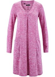 Jurk, bpc bonprix collection, lichtfuchsia