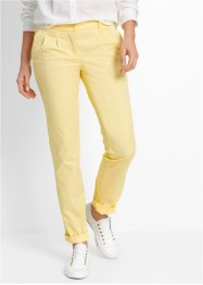 Chino, bpc bonprix collection, lichtgeel