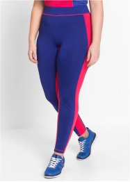 Legging, bpc bonprix collection, saffierblauw