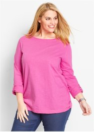 Longsleeve, bpc bonprix collection, lichtfuchsia