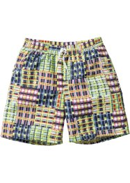 Zwemshort, bpc bonprix collection, blauw geruit
