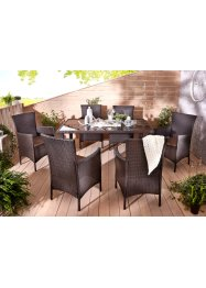 Tuinmeubels «Honolulu» (13-dlg. set), bpc living