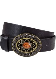 Riem, bpc bonprix collection, zwart/goudkleur