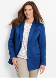 Blazer, bpc bonprix collection, gentiaanblauw
