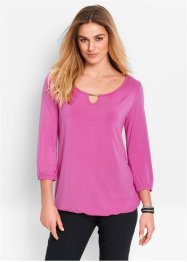 Shirt, bpc bonprix collection, lichtfuchsia
