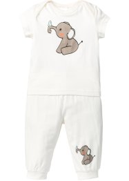 T-shirt+shirtbroek (2-dlg. set), bpc bonprix collection
