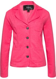 Sweatblazer, bpc bonprix collection, hibiscuspink