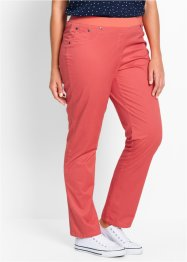 Broek, bpc bonprix collection, koraal
