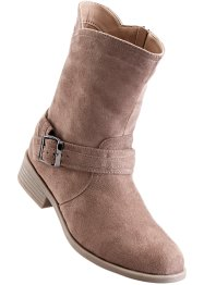 Boots, bpc bonprix collection, taupe