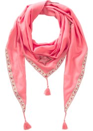 Triangelsjaal, bpc bonprix collection, pink