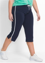 Sportcapri, bpc bonprix collection, donkerblauw