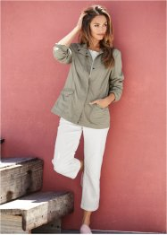 Parka, bpc bonprix collection, rietbeige
