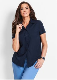 Blouse, bpc selection, donkerblauw
