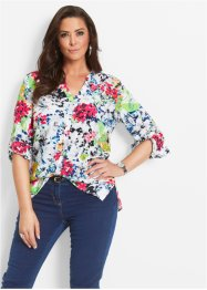 Blouse, bpc selection, multicolor gedessineerd