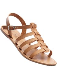Sandalen, bpc bonprix collection, camel