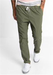 Broek regular fit tapered, RAINBOW
