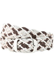 Riem, bpc bonprix collection, middenbruin/natuursteen/wolwit