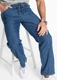 Broek classic fit, bpc bonprix collection, blauw