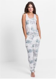Jumpsuit, RAINBOW, grijs gedessineerd