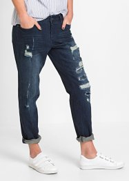Boyfriendjeans, RAINBOW, black denim