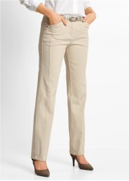 Stretchbroek, bpc selection, beige