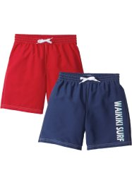 Zwemshort (set van 2), bpc bonprix collection