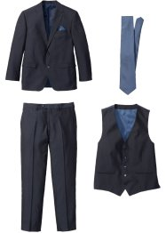 Colbert, broek, gilet en das (4-dlg. set), bpc selection