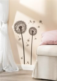 Muurstickers «Paardenbloem», bpc living bonprix collection
