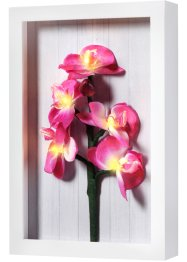 Led-wanddecoratie «Orchidee», bpc living