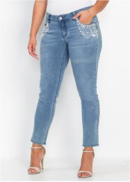 Push-up stretchjeans, BODYFLIRT