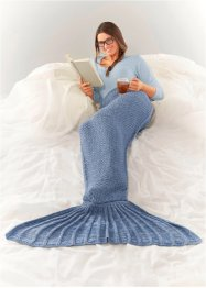 Knuffeldeken in Mermaid-design, bpc living bonprix collection