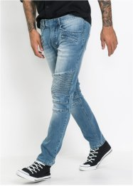 Stretchjeans slim fit straight, RAINBOW