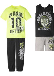 Sportset (4-dlg.), bpc bonprix collection