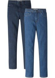 Jeans slim fit (set van 2), John Baner JEANSWEAR