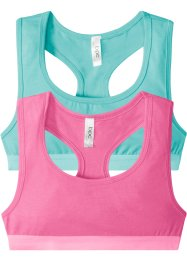 Bustier (set van 2), bpc bonprix collection