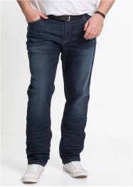 Stretchjeans slim fit tapered, John Baner JEANSWEAR