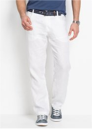 Linnen broek regular fit, bpc selection