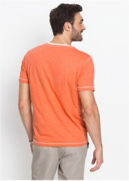 Henley shirt in layerlook, bpc selection