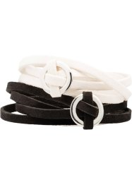 Wikkelarmband (2-dlg. set), bpc bonprix collection