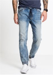 Jogging jeans slim fit straight, RAINBOW