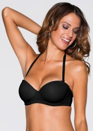 Strapless beugel bh (set van 2) biologisch katoen, bpc bonprix collection