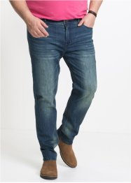 Slim fit stretch jeans straight, John Baner JEANSWEAR