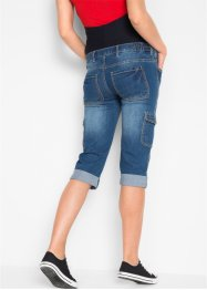 3/4 zwangerschapsjeans in capri lengte, bpc bonprix collection