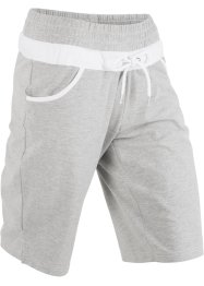 Sweat short level 1, bpc bonprix collection