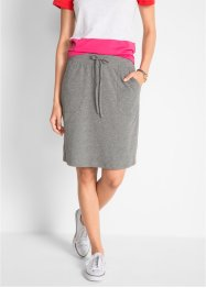 Stretch rok met strikkoordjes, bpc bonprix collection
