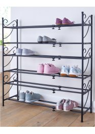 Metalen schoenenrek (set van 3), bpc living bonprix collection