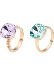 Ring (2-dlg. set), bpc bonprix collection